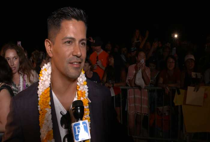Jay Hernandez Reflects On 20 Years Of 'Hang Time'