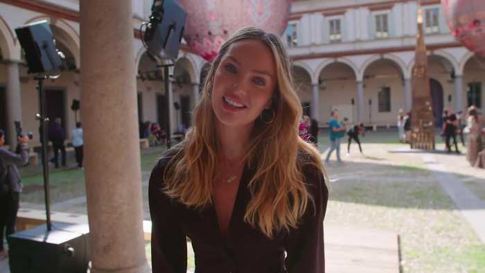 Diary of a Model Candice Swanepoel