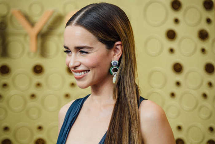 Emilia Clarke tried to steal her Game of Thrones wig
