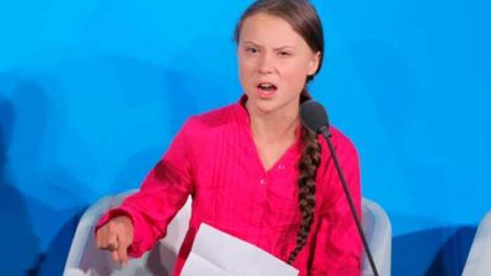 Greta Thunberg criticises world leaders at UN summit