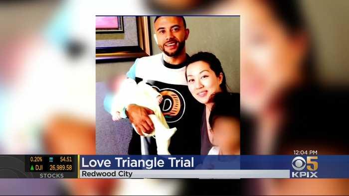 Tiffany Li Love Triangle Murder Trail Begins