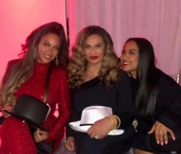 Beyoncé Shines at Jay-Z's Mother's Birthday Party
