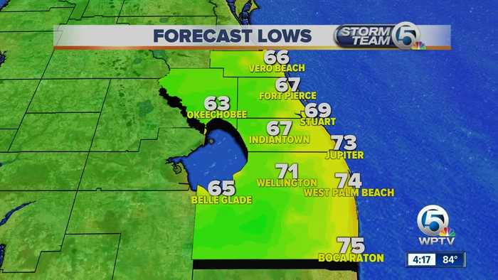 First day of Fall, temperatures to drop