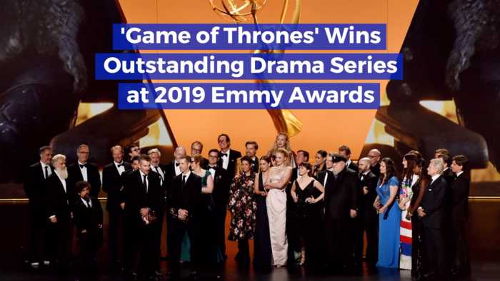 'Game of Thrones' Takes Over The 2019 Emmys