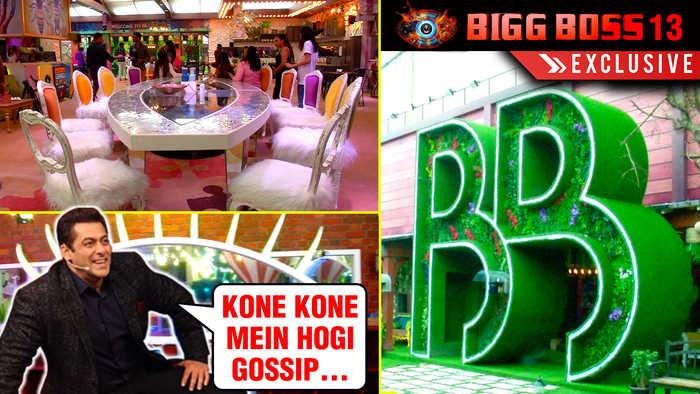 Bigg Boss 13 FULL HOUSE Tour | INSIDE FOOTAGE | Salman Khan BB 13 | EXCLUSIVE