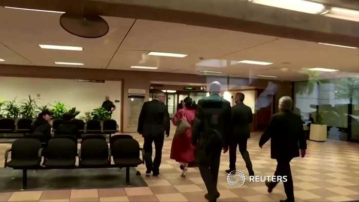 Huawei CFO Wanzhou appears in Canadian court