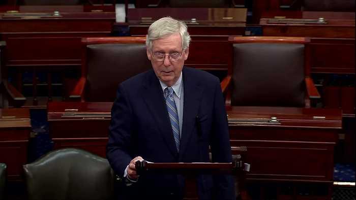 'Regrettable' Dems have 'politicized' whistleblower: McConnell