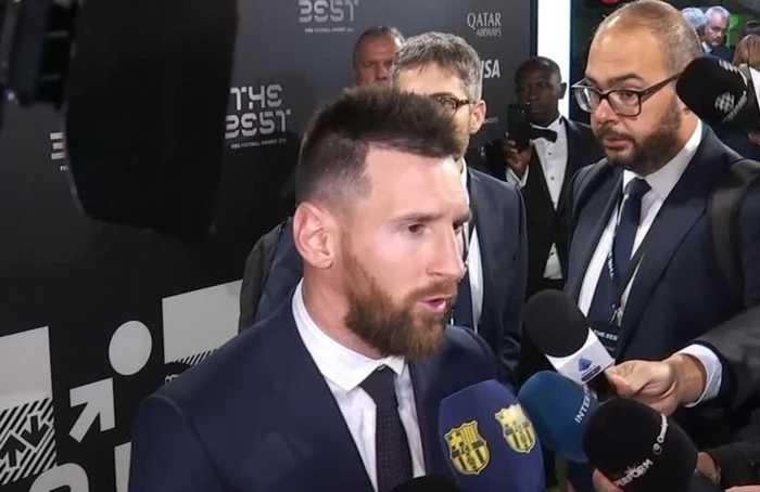 Messi, Rapinoe delight in FIFA Awards wins