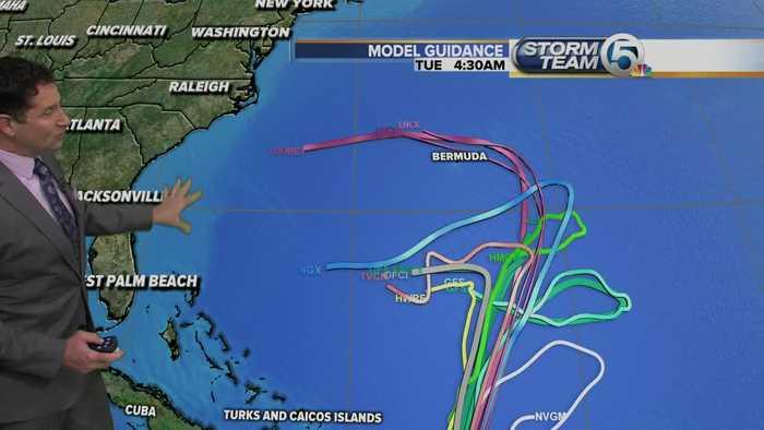 Tracking the Tropics - 9/24/19