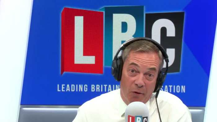 This Caller Explains To Nigel Farage Why He Feels Sorry For Jeremy Corbyn