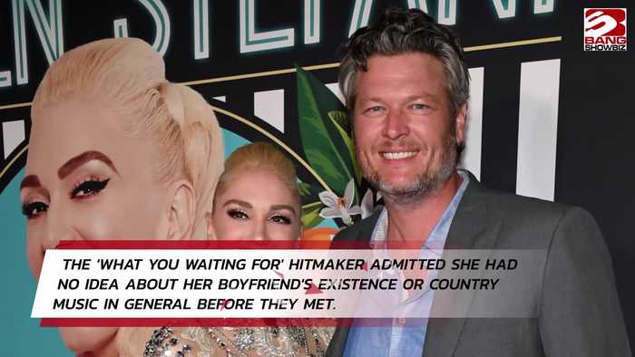 Gwen Stefani: I didn't know Blake Shelton 'existed' before The Voice