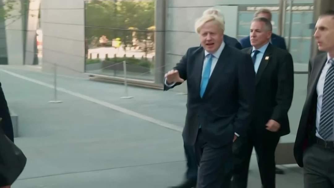 Boris Johnson: We need to call an election