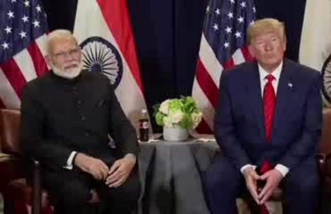 Trump says he sees U.S.-India trade deal soon