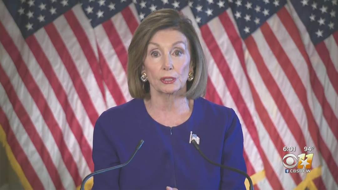 Speaker Nancy Pelosi Launches Formal Impeachment Inquiry Of President Trump