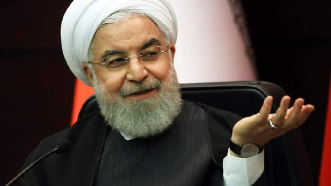 Rouhani says show 'evidence' Iran attacked Saudi oil facility