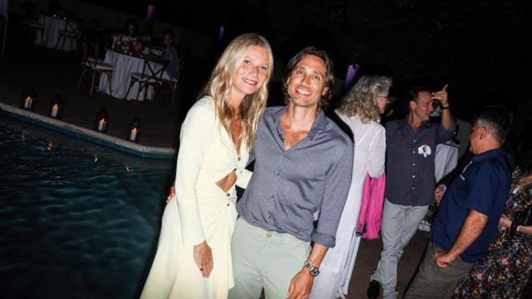 Gwyneth Paltrow's husband convinced her to take 'The Politician' role