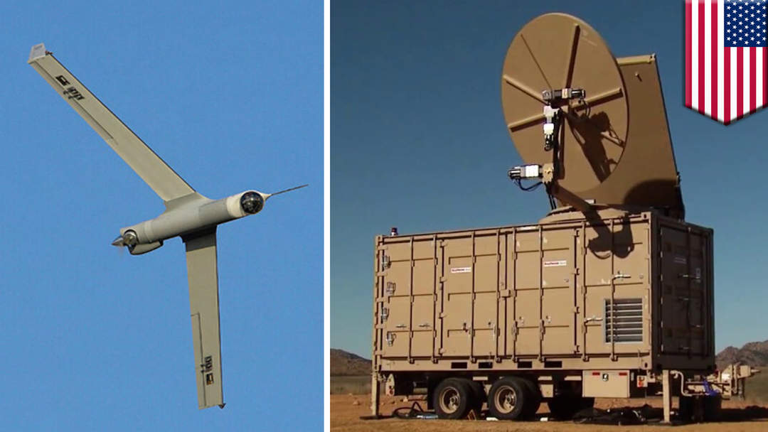 U.S. to deploy drone-killing microwave weapon overseas
