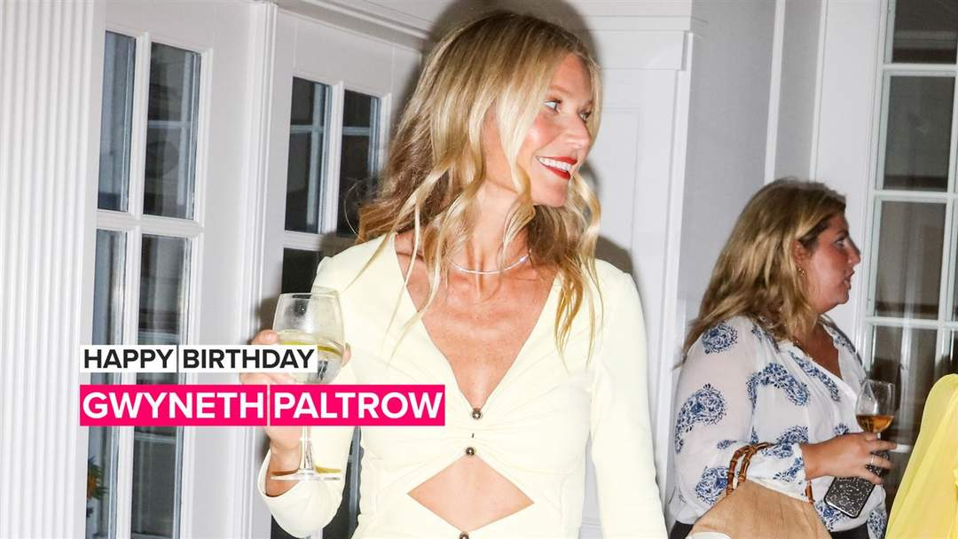 Proof Gwyneth Paltrow is living her best life at 47