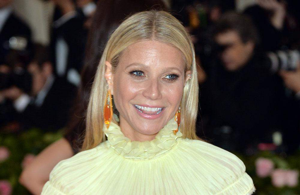 Gwyneth Paltrow says husband had to 'convince' her to act again