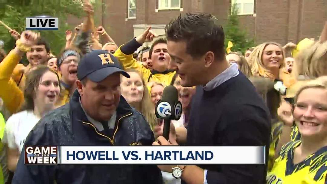 Howell at Hartland is our Game of the Week.