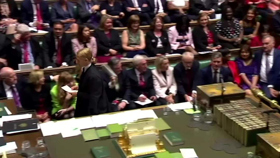 """I've been a model of restraint"": UK PM Johnson"