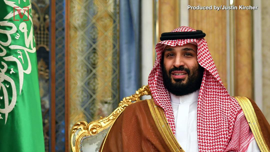Saudi Crown Prince Warns of 'Total Collapse of Global Economy' if There's War with Iran
