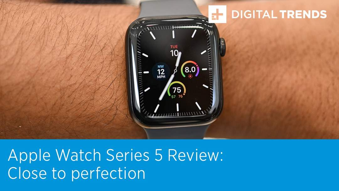 Apple Watch Series 5 Review | Close To Perfection
