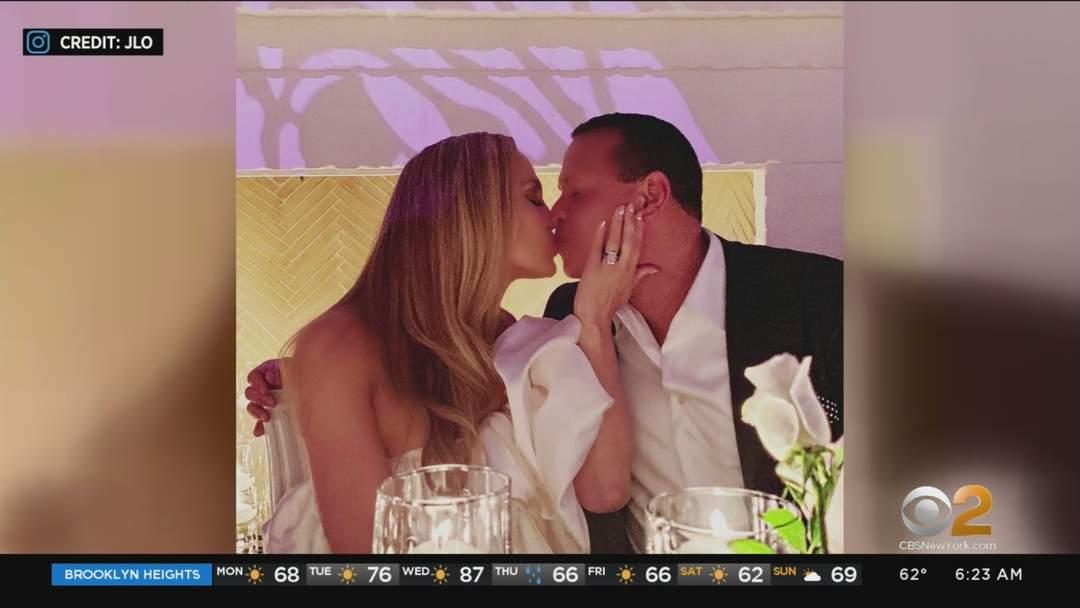 J. Lo & A. Rod Celebrate Engagement