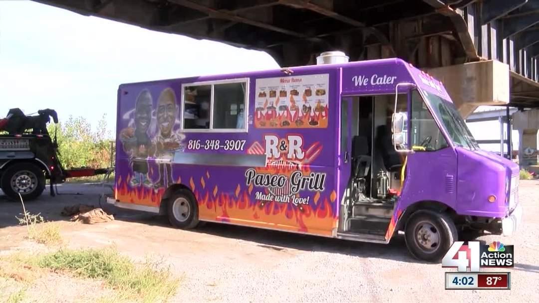 Stolen Food Trucks Located in KCMO