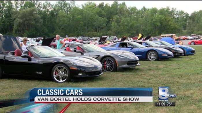 Van Bortel Corvette >> Van Bortel Corvette Show One News Page Video