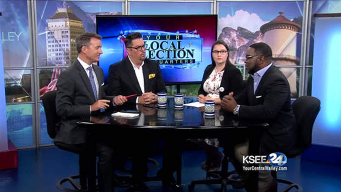Sunday Morning Matters panel- Bee reporter targeted