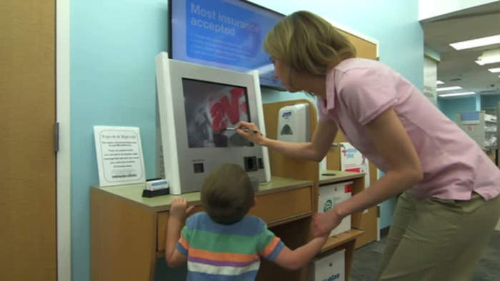Minuteclinic gives some back to school health tips