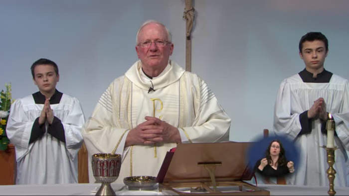 Apostolate to the Handicapped for April 8