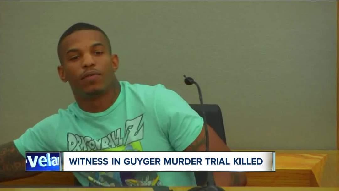 Witness in Amber Guyger murder trial shot, killed