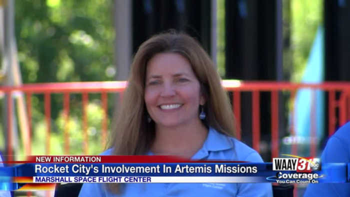 Huntsville's Involvement in Artemis Missions
