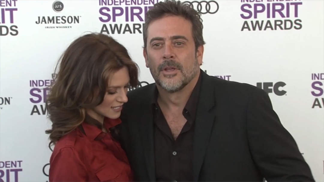 Jeffrey Dean Morgan weds Hilarie Burton - One News Page VIDEO