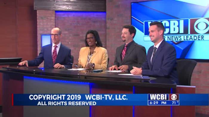 WCBI News at Six - Tuesday, October 8th, 2019