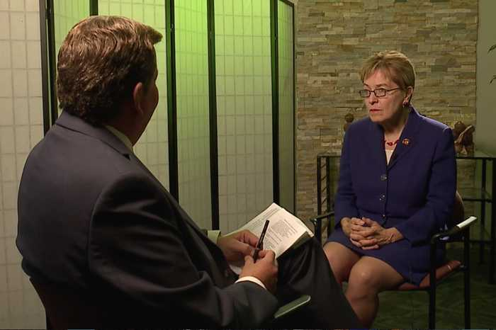 Rep. Marcy Kaptur talks impeachment and U.S. moves in Syria with News 5