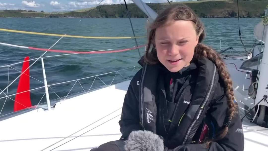 Greta Thunberg Snubbed For Novel Peace Prize