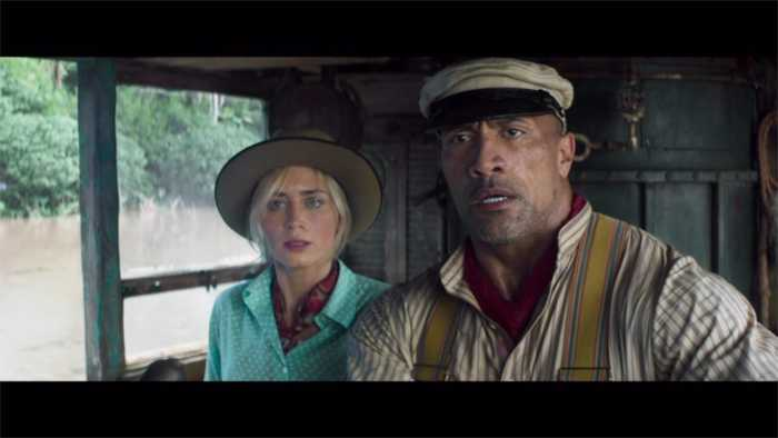 Dwayne Johnson, Emily Blunt In 'Jungle Cruise' First Trailer