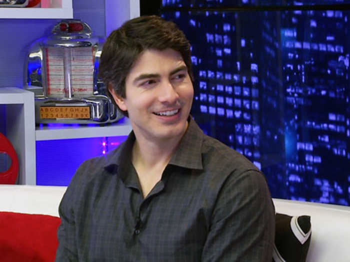 Brandon Routh on Leaping From Superman to The Atom in