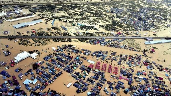 Typhoon Hagibis Devastates Tokyo: 30 Dead, 177 Missing