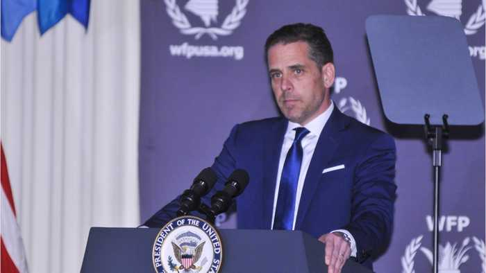 Hunter Biden Stepping Down From Board Of Chinese Private Equity Firm