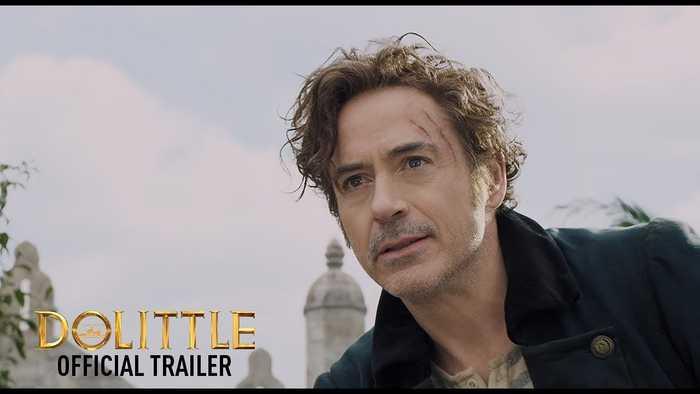 Dolittle Movie (2020) - Robert Downey Jr.