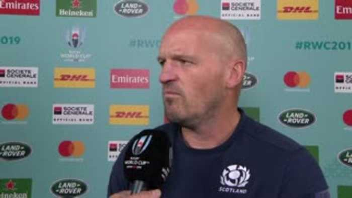 Townsend: Japan deserved to win