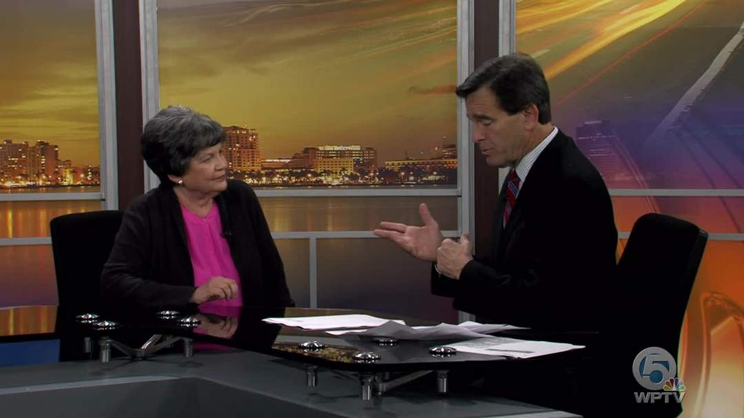 To The Point 10/13/19 - U.S. Rep. Lois Frankel