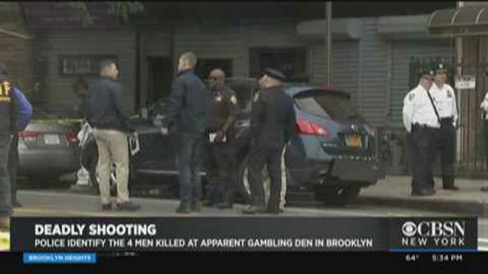 Police ID Victims In Deadly Brooklyn Shooting