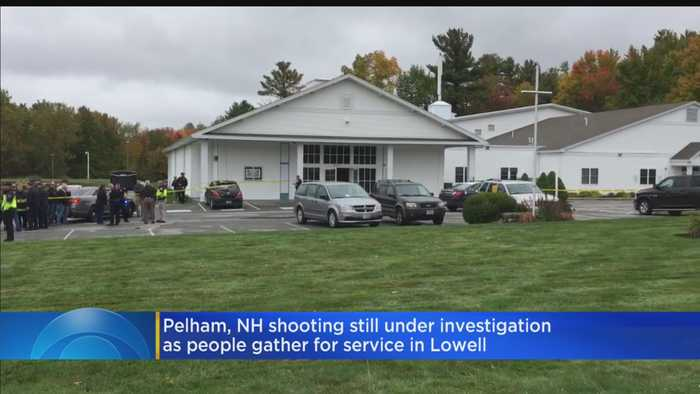 More Charges Filed Against Pelham Church Shooting Suspect