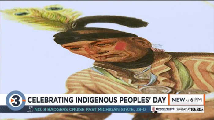 'Trying to maintain the identity of their culture': Celebrating Indigenous Peoples' Day