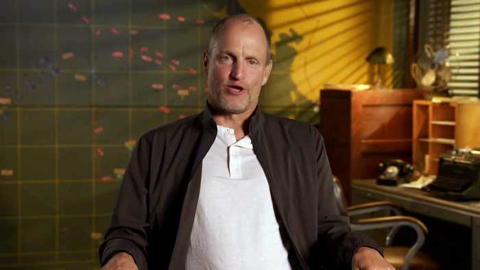 Midway movie (2019)  - Woody Harrelson - Happy Birthday U.S. Navy!